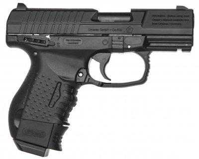 Пистолет пневматический Umarex Walther CP99 Compact черный (5.8064)