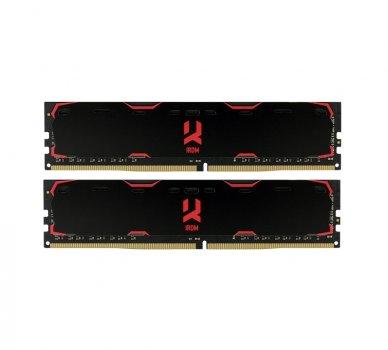 DDR4 2x16GB/2133 GOODRAM Iridium Black (IR-2133D464L15/32GDC)