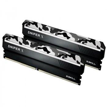 Модуль памяти DDR4 2x8GB/3000 G.Skill Sniper X (F4-3000C16D-16GSXWB)