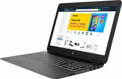 Ноутбук HP Pavilion Gaming 15-bc504ur (7DT87EA) Black
