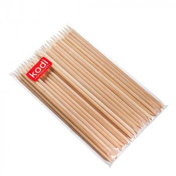 Апельсиновые палочки для маникюра Kodi 15 см 50 шт/уп (20029593)