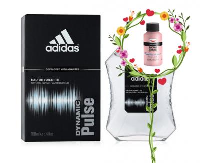 Мужская парфюмерия Туалетная вода Adidas Dynamic Pulse EDT 100 мл (3412242310071)