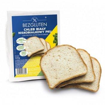 Хлеб Bezgluten белый PKU 320г
