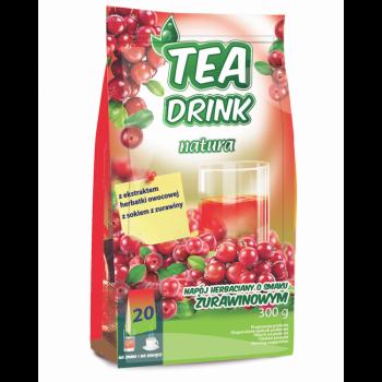 Чай Celiko со вкусом клюквы 300г