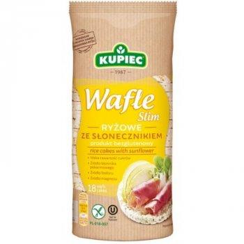 Хлебцы Kupiec рисовые с семенами подсолнуха 84г