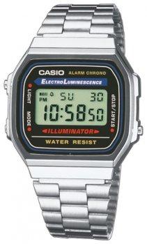 Чоловічі годинники Casio A-168WA-1