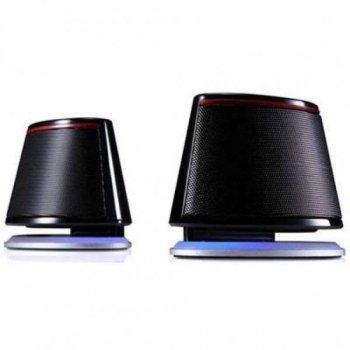 Акустична система V620 USB Black F D