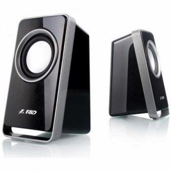 Акустична система V520 USB Black F D