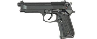Пістолет Beretta M92F/M9 STTI Plastic Green Gas (Страйкбол 6мм)