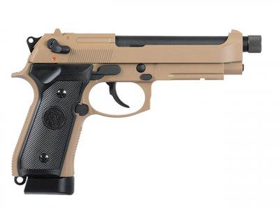 Пістолет KJW Beretta у m9a1 CO2 Tan (Страйкбол 6мм)