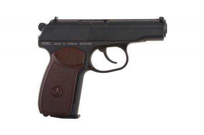Пістолет KWC ПМ Metal CO2 (Страйкбол 6мм)