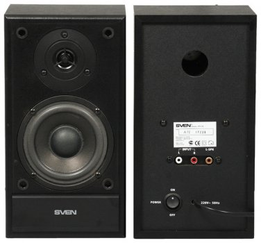 Акустична система Sven SPS-702 Black