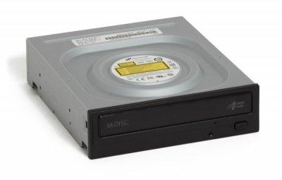 Привід DVD+/-RW HITACHI-LG GH24NSD5 SATA INT bulk Black Super Multi DVD Rewriter