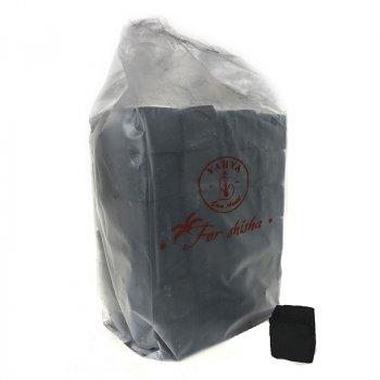Кокосове Вугілля для кальяну Yahya 1 кг