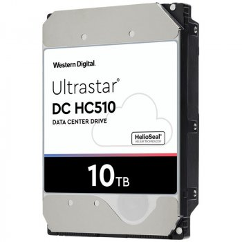 Накопичувач HDD SAS 10.0 TB Hitachi (HGST) Ultrastar He10 7200rpm 256MB (HUH721010AL5204_0F27354)