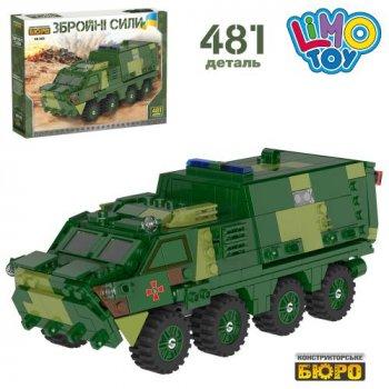 Конструктор KB 003 Буцефал БТР-4