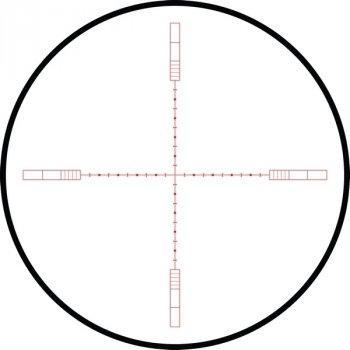 Приціл оптичний Hawke Sidewinder 6.5-20x42 SF (20x 1/2 Mil Dot IR) (925704)