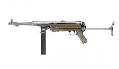 Пневматичний пістолет Umarex Legends MP German Legacy Edition