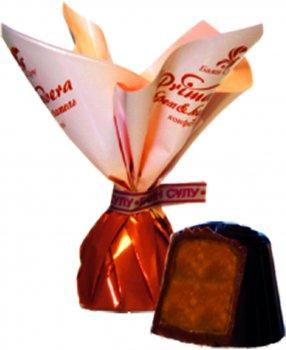 Конфеты Bayan Sulu Primavera крем & карамель 500 г (4870028003156)