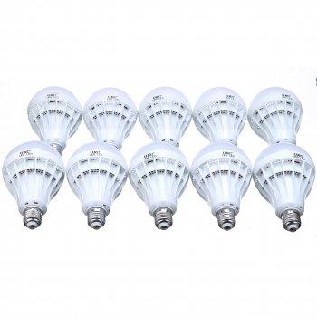 Комплект світлодіодних лампочок UKC E27 18W 10 шт
