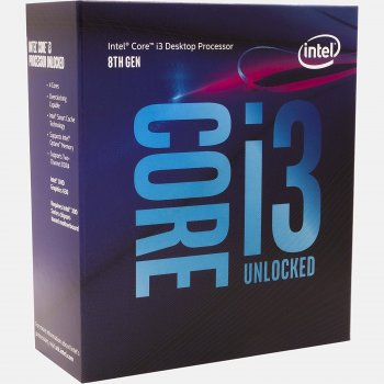 Процесор Intel Core i3-8350K (4.0 GHz 8MB s1151) (BX80684I38350K) Box