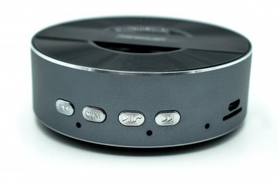 Bluetooth колонка Konfulon Серый (21223)