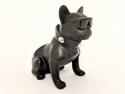 Колонка Bluetooth Aerobull Бульдог в окулярах чорний