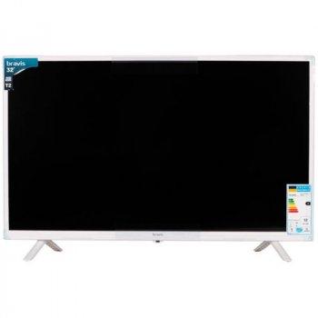 LED-телевізор BRAVIS LED-32G5000 + Smart + T2 White