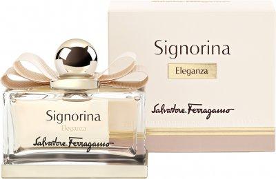 Тестер Парфюмированная вода для женщин Salvatore Ferragamo Signorina 100 мл (8032529118869)