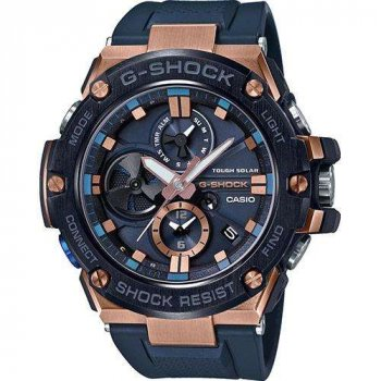 Годинник наручний Casio G-Shock CsG-ShckGST-B100G-2AER