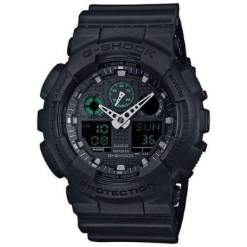 Годинник наручний Casio G-Shock CsG-ShckGA-100MB-1AER
