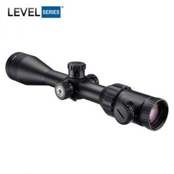 Приціл оптичний Barska Level 4-16x50 (IR MOA R/G) + Rings Brsk925758