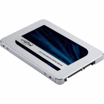 """Накопичувач SSD 2.5"""" 500GB MICRON (CT500MX500SSD1)"""