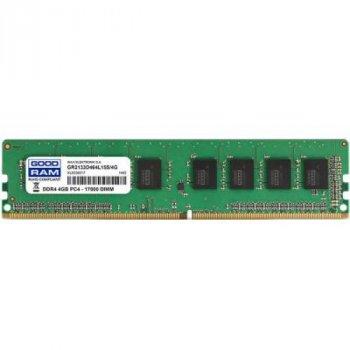 Модуль памяти для компьютера DDR4 4Gb 2133 MHz GOODRAM (GR2133D464L15S/4G)