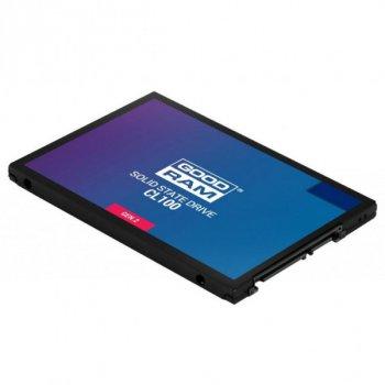 """Накопичувач SSD 2.5"""" 240GB GOODRAM (SSDPR-CL100-240-G2)"""