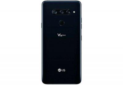 LG V40 6/64GB 1sim Black (V405UA)