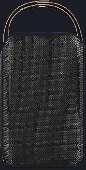 Bluetooth колонка ECG BTS M1 black/brown