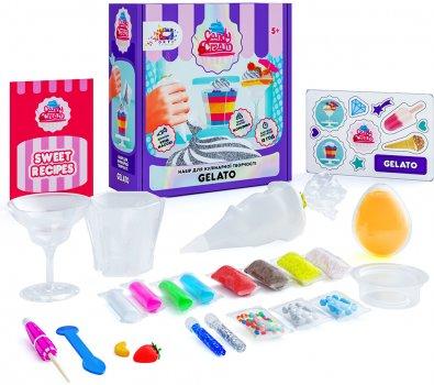 Набор для творчества с массой для декорирования OKTO Candy Cream Gelato (75002) (4820199474224)