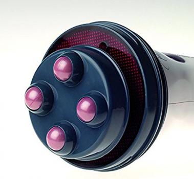 Вибромассажер инфракрасный магнитный антицеллюлитный Body Innovation Sculptural (7297)
