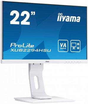 Монітор iiyama XUB2294HSU-W1 (F00192746)