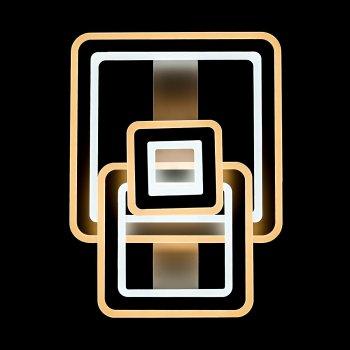 Світильник світлодіодний V-WATT Tetras 146W пульт ДУ 1 (Настінно-стельовий, Люстра LED)