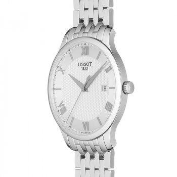 Годинники чоловічі Tissot tradition T063.610.11.038.00