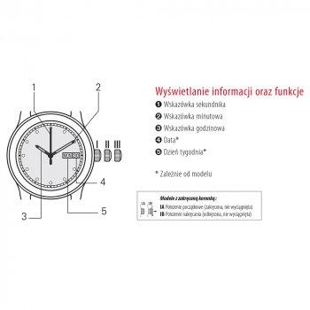 Годинники чоловічі Tissot classic dream T033.410.36.051.01