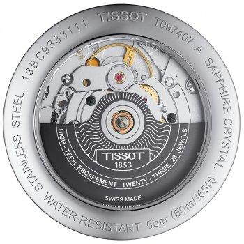 Годинники чоловічі Tissot T097.407.16.053.00