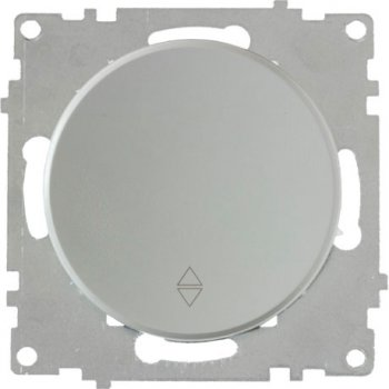 Выключатель перекрестный OneKeyElectro Florence Серый (1Е31451302)