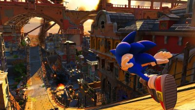 Sonic Forces (PS4, русские субтитры)