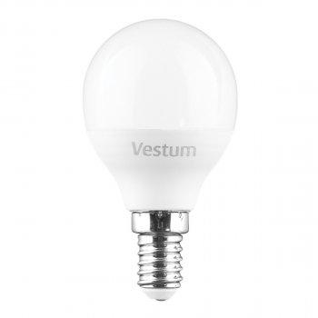 Лампа LED Vestum G45 6W 4100K 220V E14 (ftvm-79)