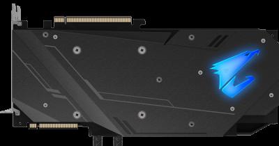 Gigabyte PCI-Ex GeForce RTX 2080 Super Aorus Waterforce 8G 8GB GDDR6 (256bit) (1860/15500) (Type-C, 3 x HDMI, 3 x Display Port) (GV-N208SAORUS W-8GC)