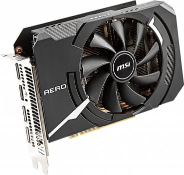 MSI GeForce RTX2060 6GB GDDR6 AERO ITX OC (GF_RTX_2060_AERO_ITX6GOC)