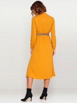 Платье ANNA YAKOVENKO 2540 Желтое